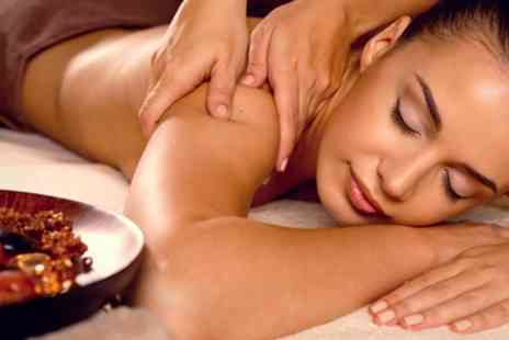 Marrakech Spa - Dermalogica Facial, Hot Stone Massage and Spa Access for One - Save 65%
