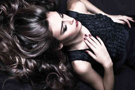 Amadeus Hair - Half head of highlights or full head of colour, cut & blow dry with senior stylist - Save 70%