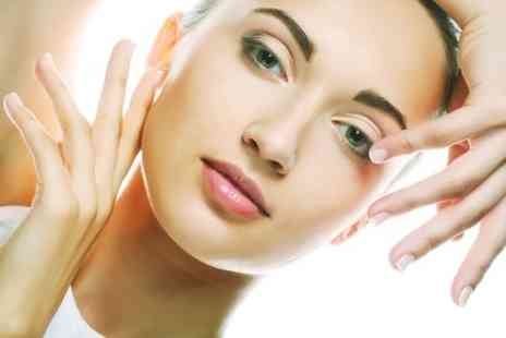 NU:U Clinic - Facial, Massage, Mani, Pedi and Brow Wax - Save 78%