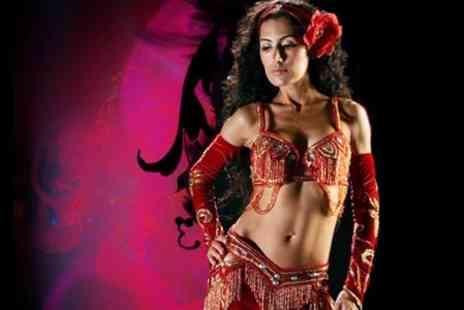 Jalya Belly Dancer - One Belly Dancing Classes - Save 58%