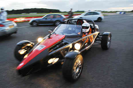 The Real Gran Turismo - An up to two and a half hour BMW M3 vs Ariel Atom experience - Save 64%