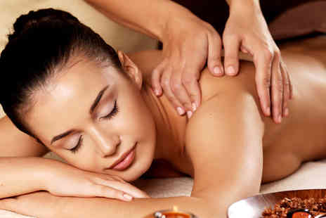 Eves Therapies - A 2 hour pamper package including an anti ageing facial & a hot oil back massage - Save 63%