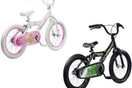 EIC Direct - Townsend Sprite and Goblin 16 Wheel Bicycles For Girls and Boys - Save 45%