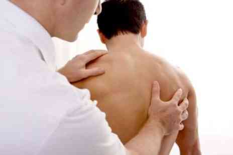 Birmingham Chiropractic Clinic - Three chiropractic Treatments - Save 87%