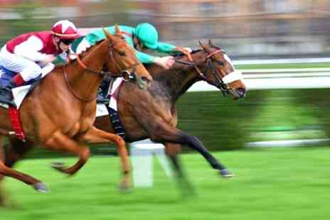 Royal Windsor - Royal Windsor Racecourse Horse Racing Ticket - Save 25%