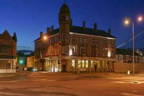 The Waterloo Hotel - One Night Stay For Two With Three Course Meal and Breakfast - Save 31%