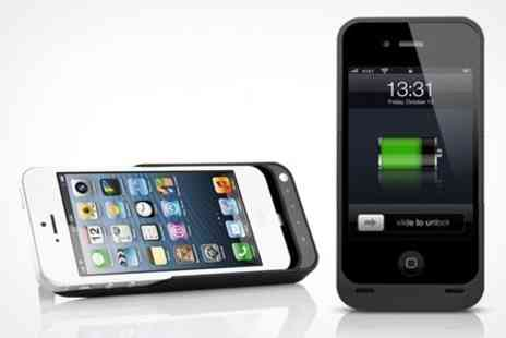 Uerotek - Battery Pack Case for iPhone 4 or 4S - Save 60%