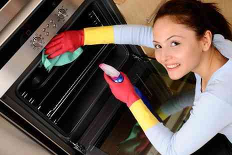 Pristine Cleaning Services - Single oven clean - Save 61%