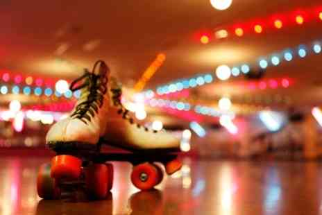 Roller City Rochdale - Two Hour Session and Hot Dog Meal For One - Save 52%