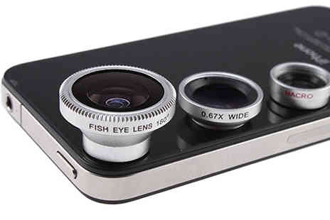 Betafresh BV - Expand your photo library on your iPhone with this Fisheye - Save 67%