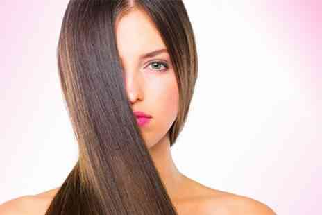 Pure Hair and Beauty - Brazilian Blow Dry and Cut - Save 68%