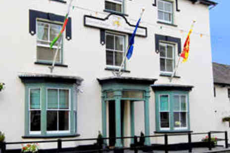 Gwestyr Emlyn Hotel - Two Night Stay for Two People - Save 60%