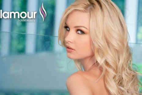 Glamour Hair and Beauty - Wash and finish - Save 63%