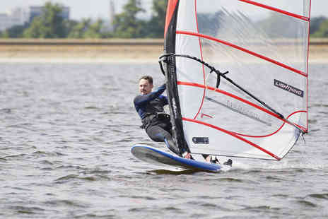 Datchet Watersports - Two hour windsurfing or dinghy sailing tuition - Save 64%