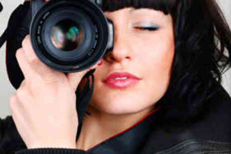 Coutours - Choice of Summer Photography Course - Save 75%