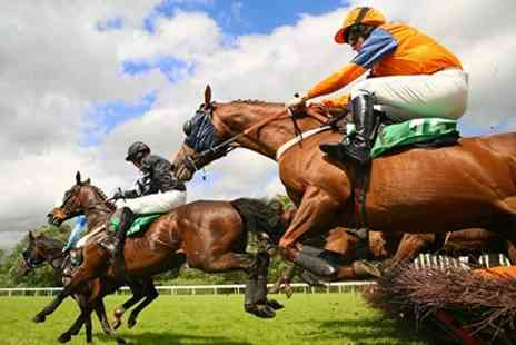 Fontwell Park Racecourse - Paddock Tickets - Save 55%