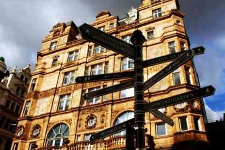 London Premier Walking Tours - London Underground Treasure Hunt For One - Save 30%