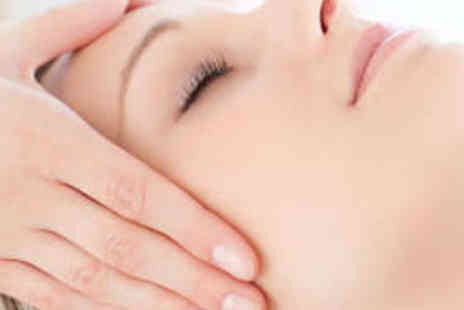 Healing Touch - Indian Head Massage - Save 59%