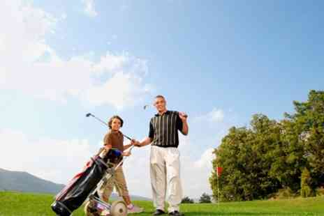 Glendale Golf - Golf 36 Holes For Two - Save 72%