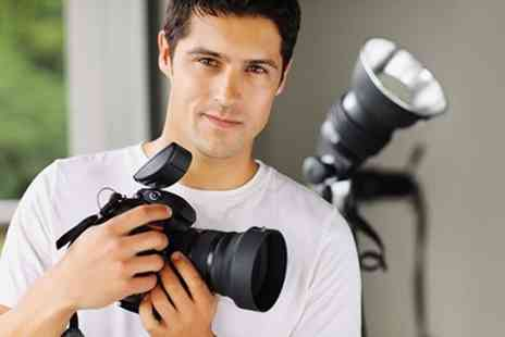 DSLR Learning - Studio Photography Workshop - Save 81%