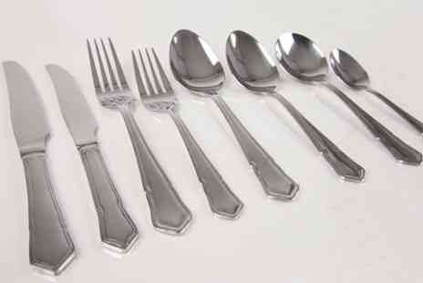 Mahahome.com - Anchor Hocking Cutlery Sets - Save 68%