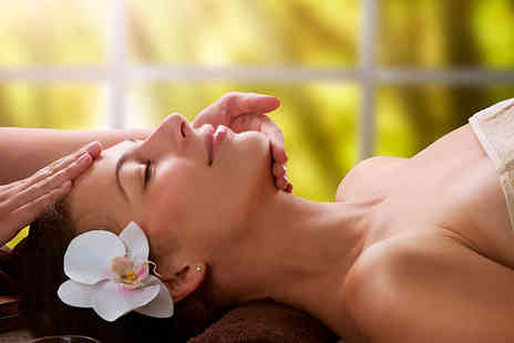Stress Solutions - 40 minute sports, remedial or Swedish massage & 20 minute facial - Save 81%