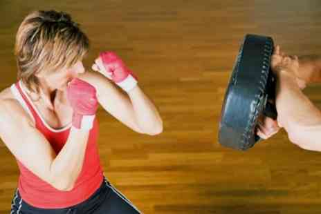 KB Fitness - Five Kickboxing Classes - Save 60%