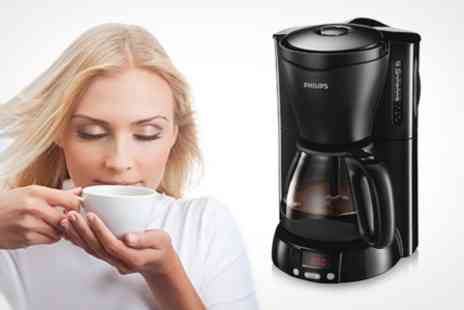 Mahahome.com - Phillips Viva Drip Filter Coffee Make - Save 42%