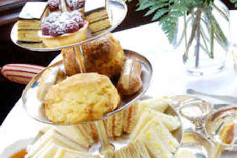 Hatton Court Hotel - Champagne Afternoon Tea for Two - Save 52%