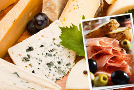 23 Grosvenor Gardens - £10 for a sharing platter plus wine or beer, worth £29 - Save 66%