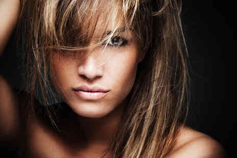 Avenue Hair Lounge - Half head of highlights or a full head of colour, cut & blow dry - Save 76%