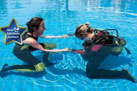 London Scuba - Two hour scuba diving session for one - Save 60%
