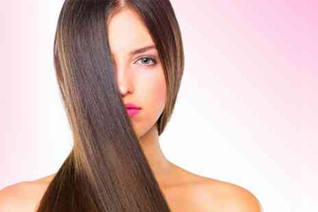 Platinum Hair and Beauty - Cut, Blow Dry and Keratin Treatment - Save 58%