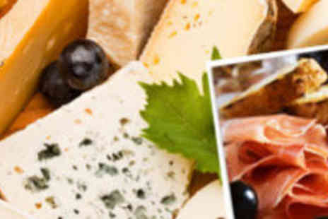23 Grosvenor Gardens - Sharing platter plus wine or beer for two - Save 66%