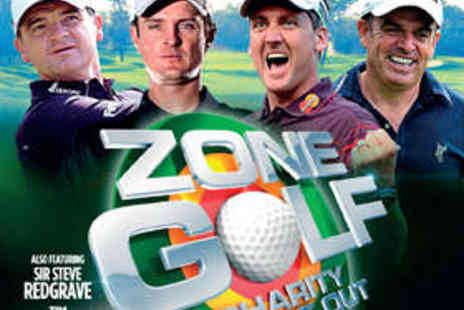Zone Golf The Game - Zone Golf The Game Celebrity Golf Game - Save 50%