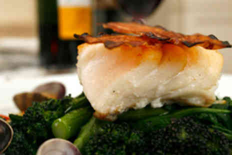 No.4 Clifton Village - Two Course Dinner with Prosecco Each for Two People  - Save 54%
