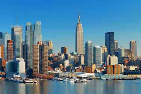 Clear Sky Holidays - New York three Night Break - Save 17%