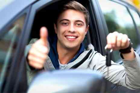 Kevin Hastie Driving School - Driving Lessons Three Hours - Save 69%