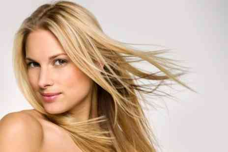 Adele Jones Hairdressing - Cut and Finish With Half Head Highlights - Save 80%
