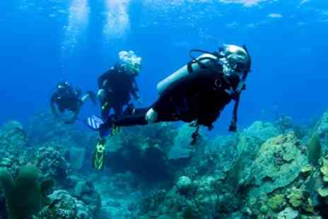 ClubSub - Two Hour PADI Discover Scuba Diving Experience - Save 47%