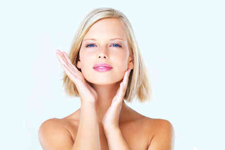 London Tanning & Beauty - Three CACI face lift treatments - Save 74%