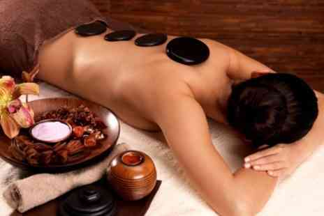 Tranquil Waters - Hot Stone and Indian Head Massage - Save 56%