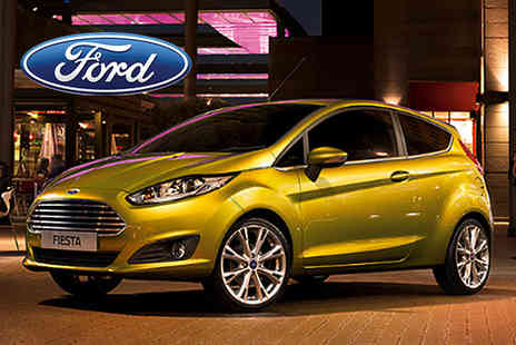 Ford Retail - Voucher to Potters Bar - Save 93%