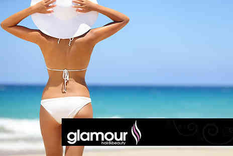 Glamour Hair and Beauty - One session of CryoLipo - Save 67%