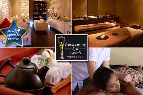 Mandara Spa - Indulgent spa package experience - Save 50%