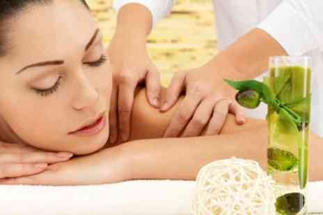 Blossom Garden Organic Beauty - One Hour Massage - Save 51%