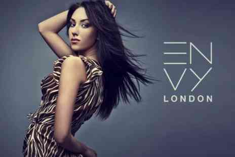 ENVY London - Photoshoot Including MAC Makeover For One With Digitally Retouched Prints - Save 90%