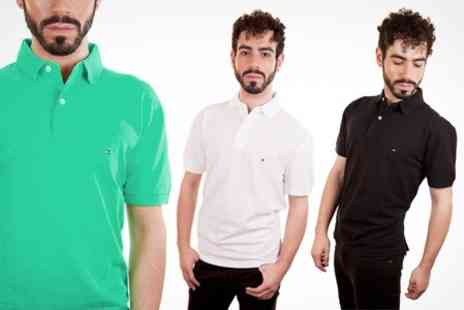 Ooplo - Tommy Hilfiger Polo Shirts - Save 50%
