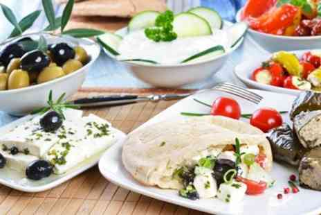 Cyprus Village - Four Mediterranean Cuisine Courses For Two - Save 63%
