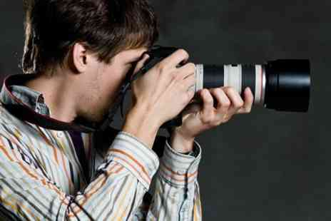 Shaun Mackie Photography - DSLR Course Photography Walk For One - Save 51%
